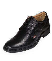 Red Chief Black Formal Shoes