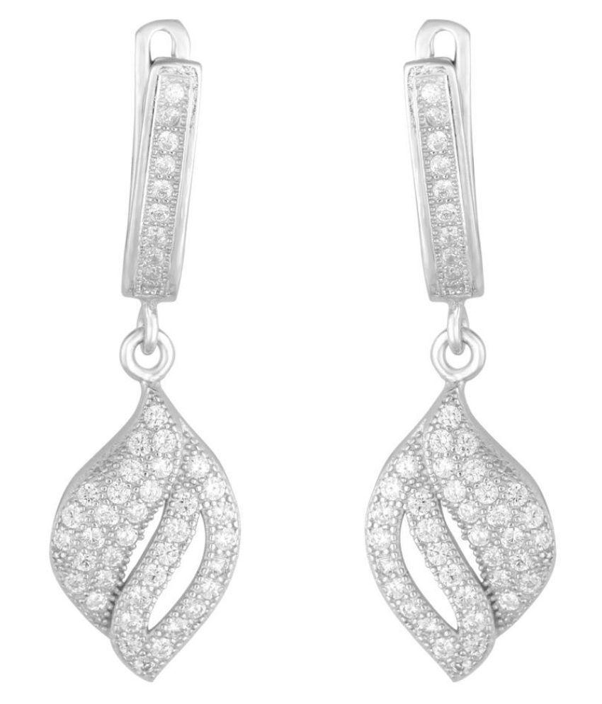 Lucera 92.5 Silver Hangings