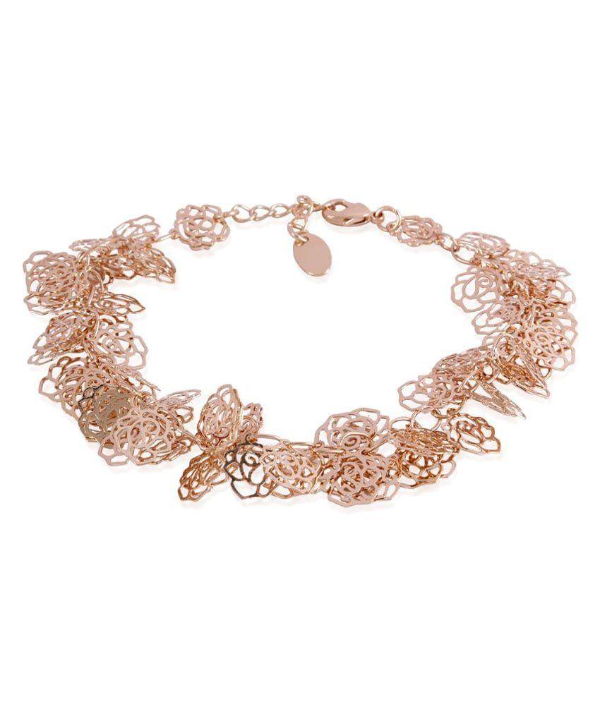 Faryal Golden Bracelet