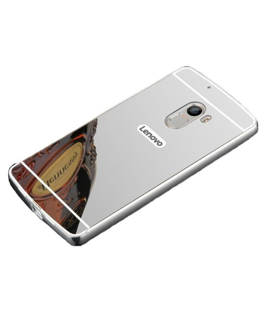 meet c1341 8d30c Lenovo Vibe K4 Note Cover by KTC - Silver