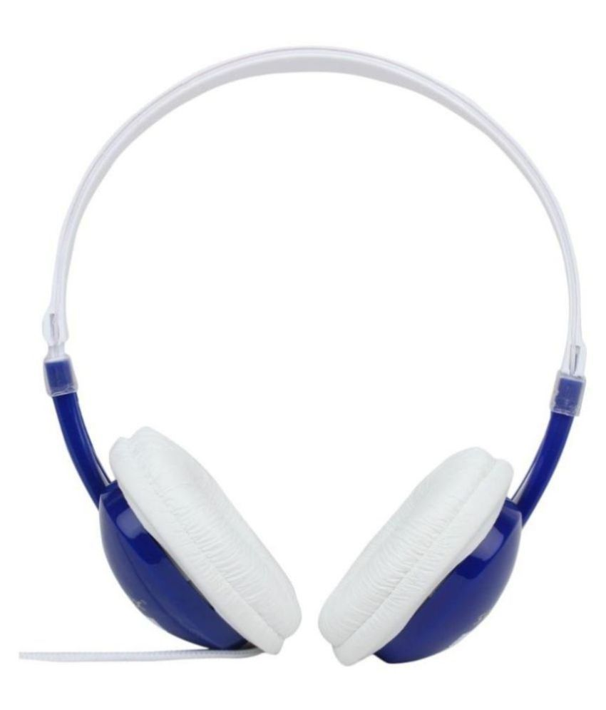 Inext Over Ear Wired Without Mic Headphones/Earphones