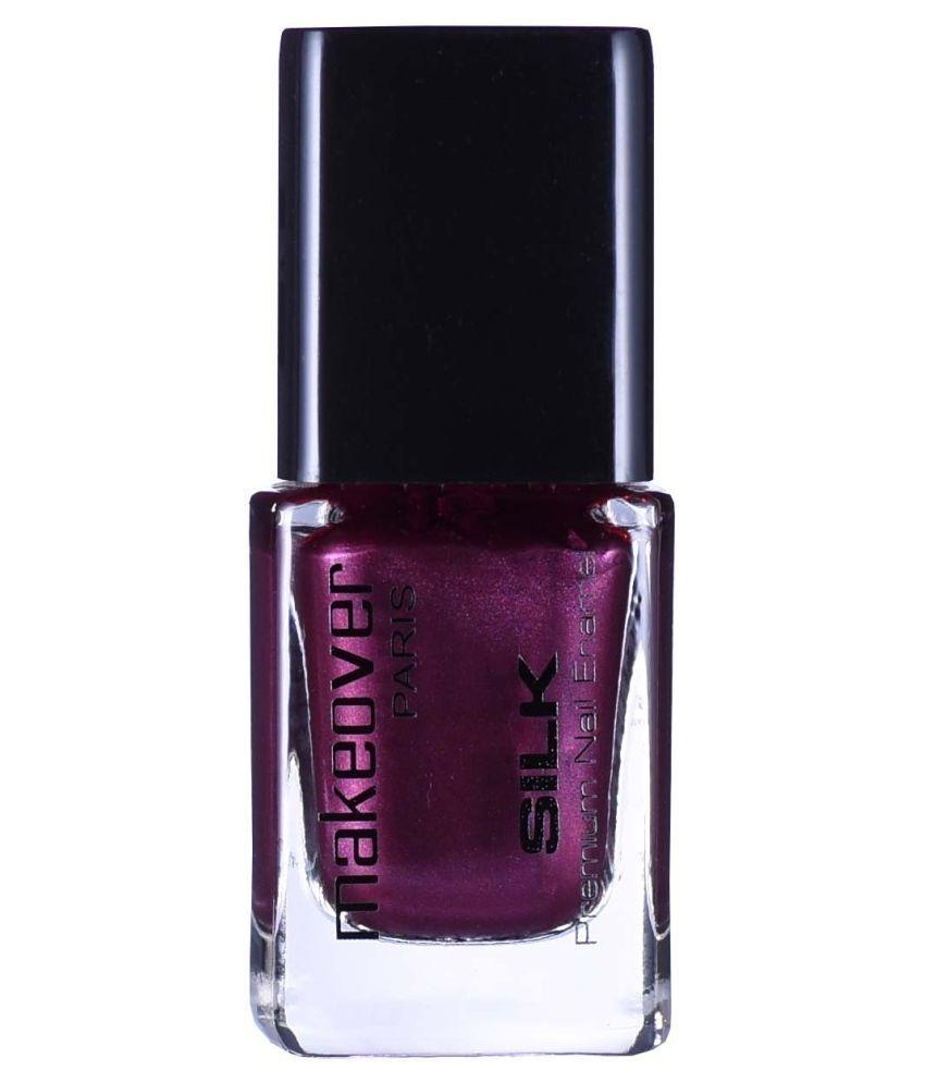 Makeover Nail Enamel - Purple