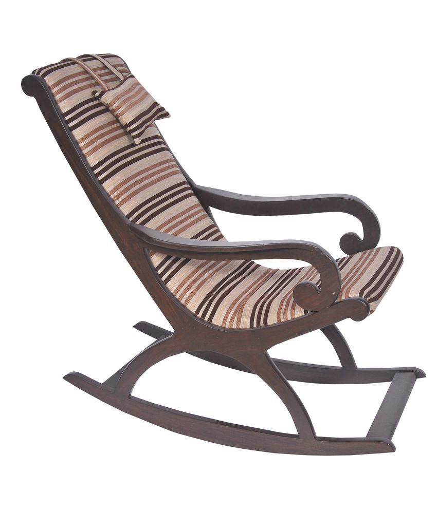 Pansy Furniture Classique Rocking Chair in BrownBuy Pansy
