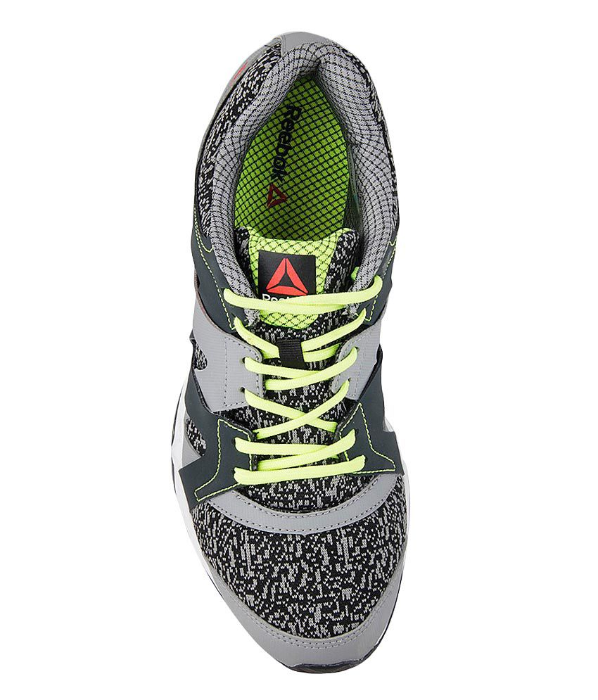 798502c3a Reebok Run Essence Gray Running Sports Shoes - Buy Reebok Run ...
