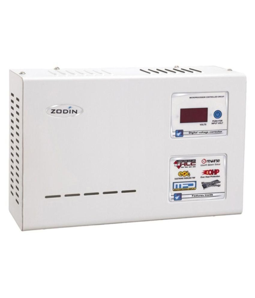 Zodin SVR-419 AC Voltage Stabilizer