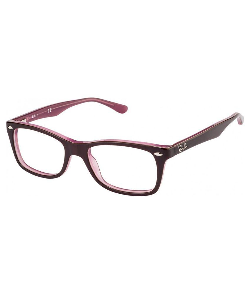 558b9e2345f91 Ray-Ban RX-RX-5228-2126-Size-50 Wayfarer Eyeglasses - Buy Ray-Ban RX-RX-5228 -2126-Size-50 Wayfarer Eyeglasses Online at Low Price - Snapdeal