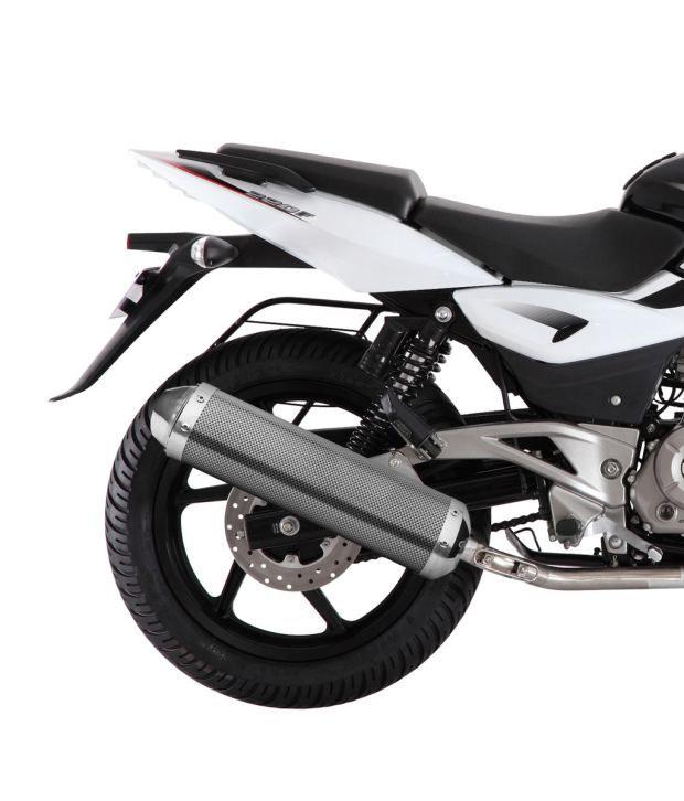 Speedwav Carbon Design Bike Performance Exhaust Tvs Apache Rtr 160