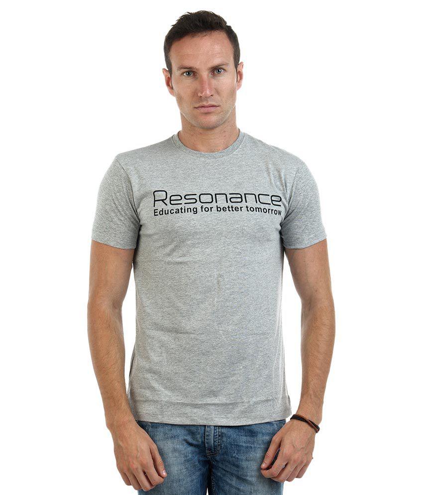 Teen Admire Grey Round T-Shirt