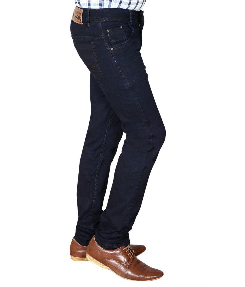eddd3751608 Flyjohn Slim Jeans - Buy Flyjohn Slim Jeans Online at Best Prices in ...