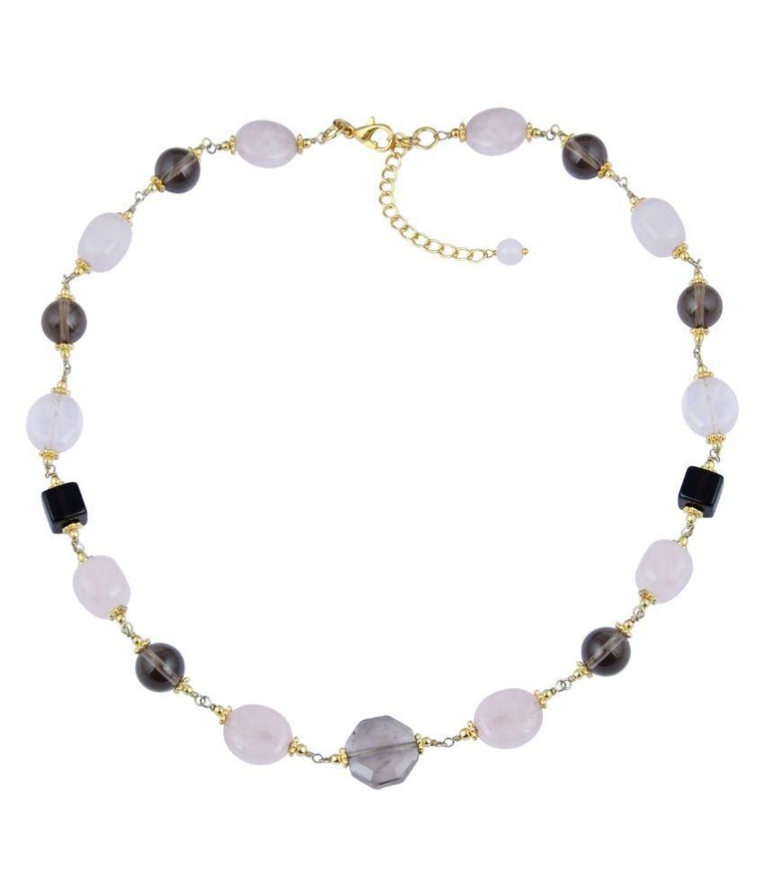 Pearlz Ocean Multicolor Necklace