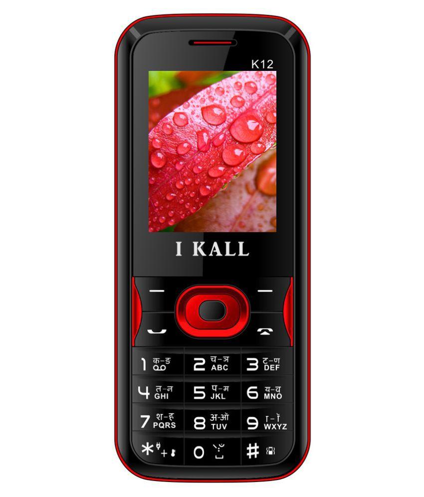I Kall K12 Red