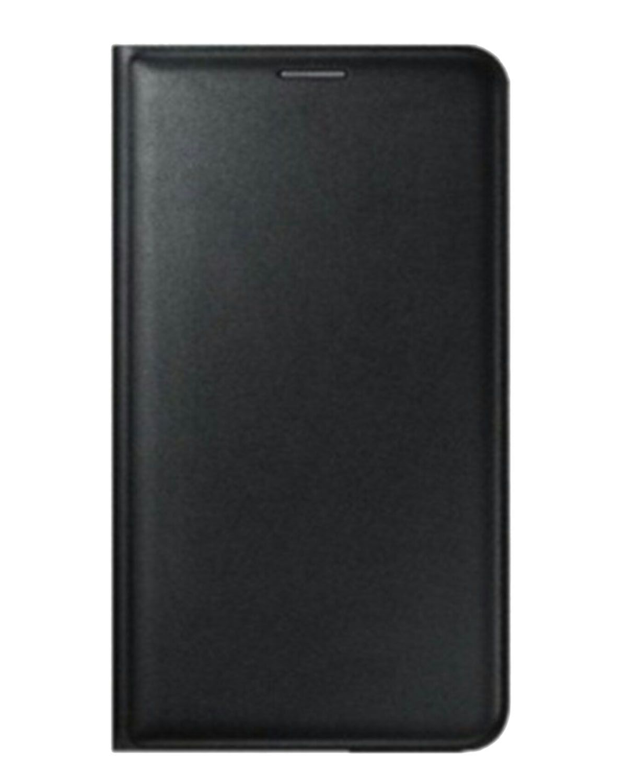 Samsung Galaxy J7 2016 Flip Cover by BM - Black