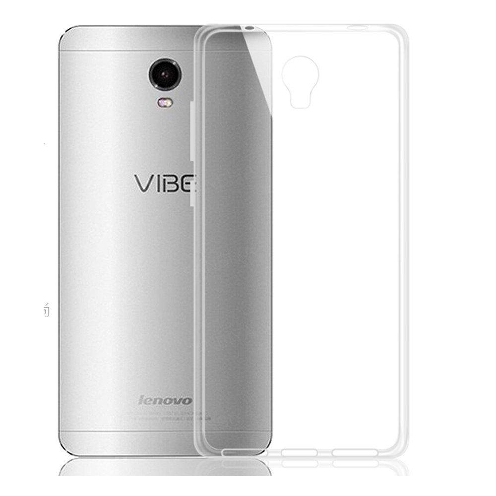 Lenovo Vibe P1 Turbo Cover by PrixCracker - Transparent - Plain Back