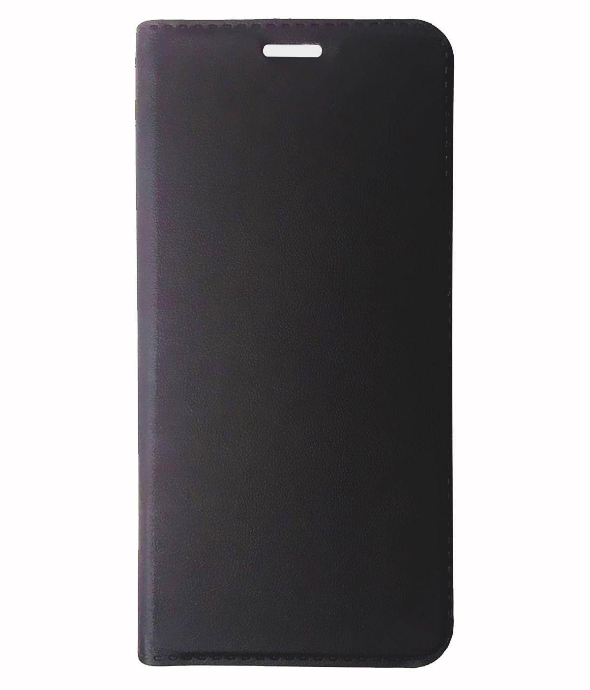 watch cbcaf 91c4b Samsung Galaxy J1 Mini Flip Cover by WIITTYOWL - Black