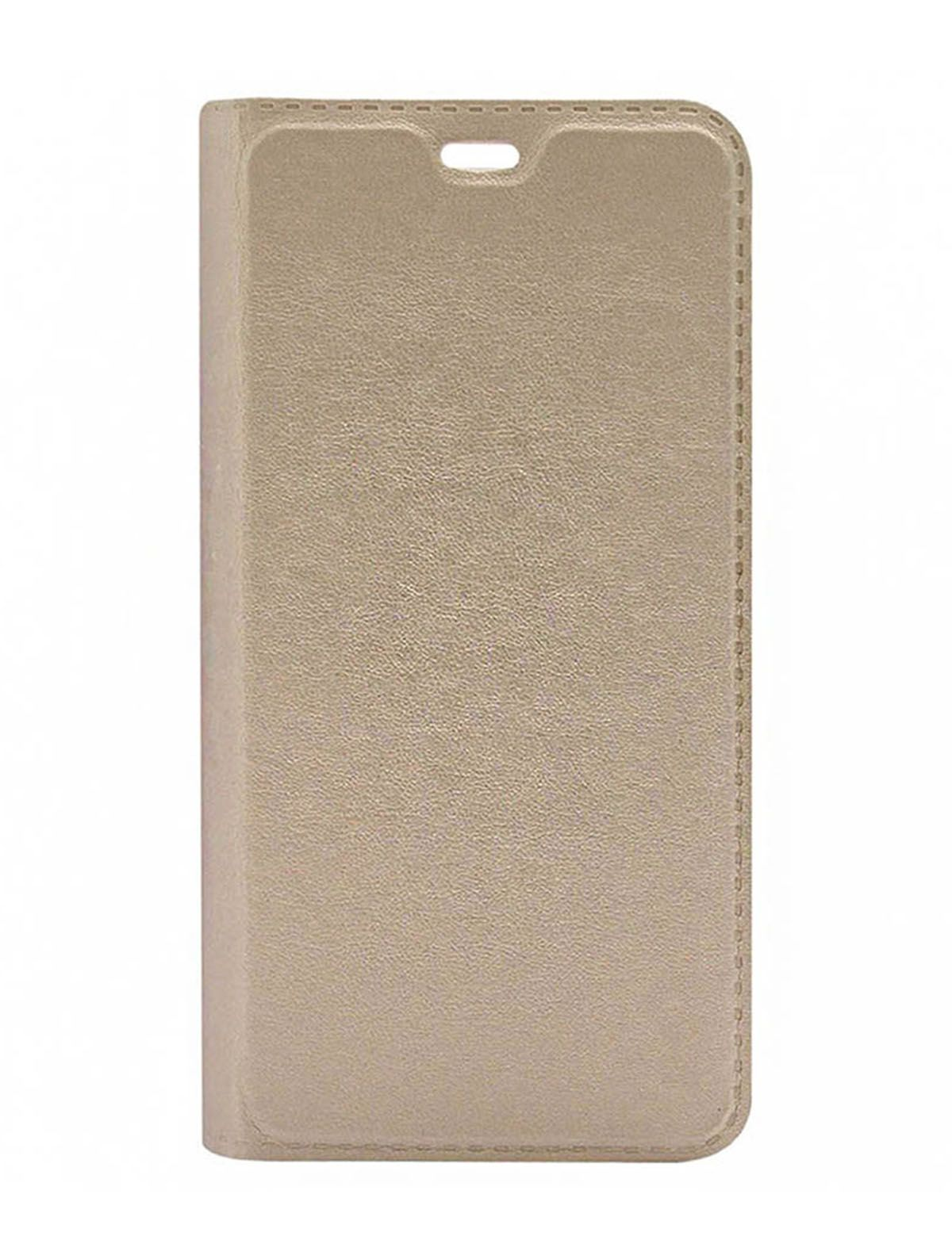 Samsung Galaxy S6 Edge Flip Cover by DDF - Golden