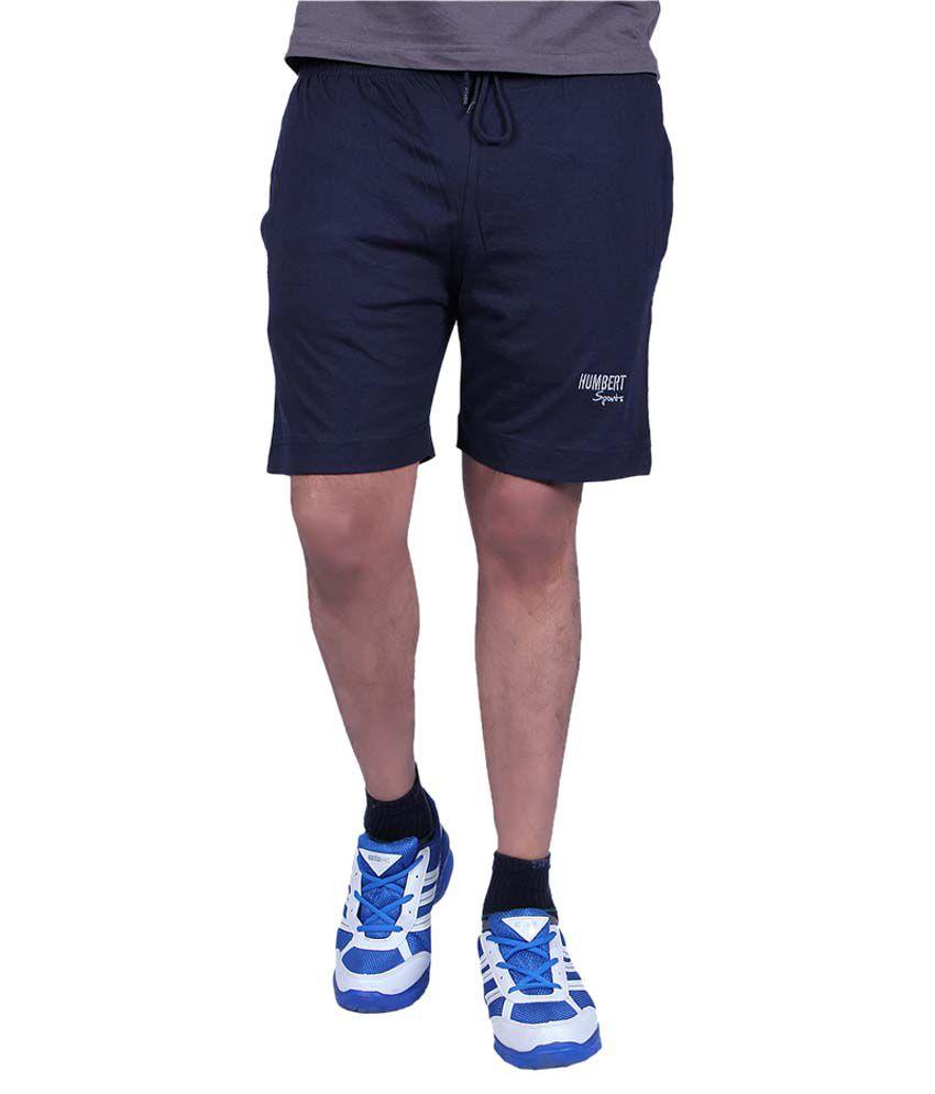 Humbert Navy Shorts