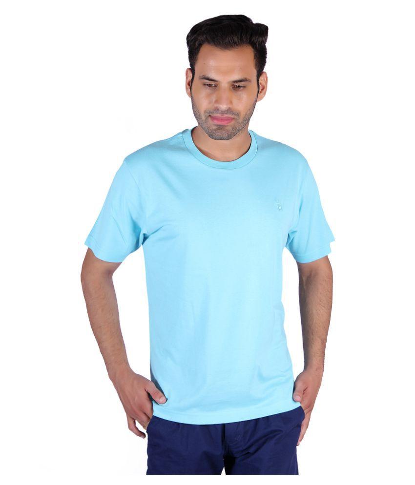 Humbert Turquoise Round T-Shirt