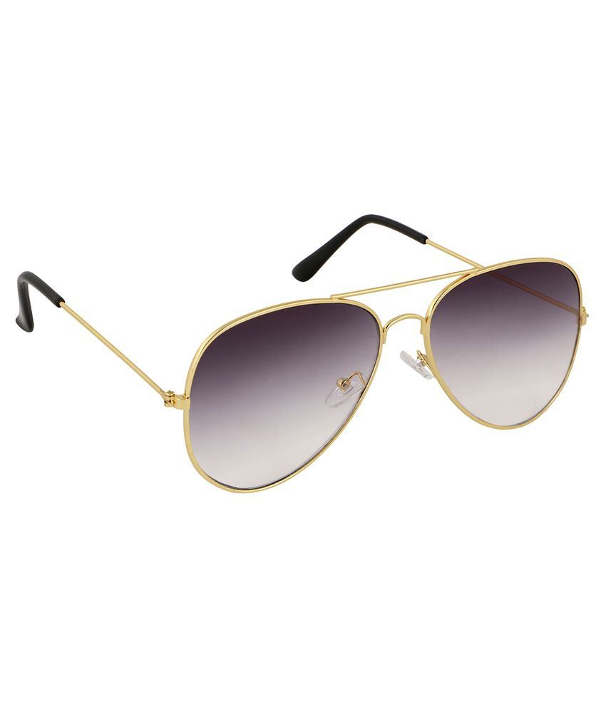 Olvin Multicolor Aviator Sunglasses ( OL343-02 )