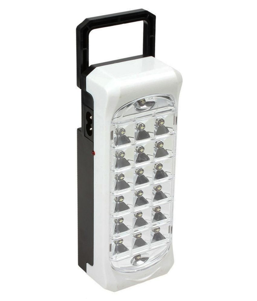 Docoss 1W 20 LED Emergency Light
