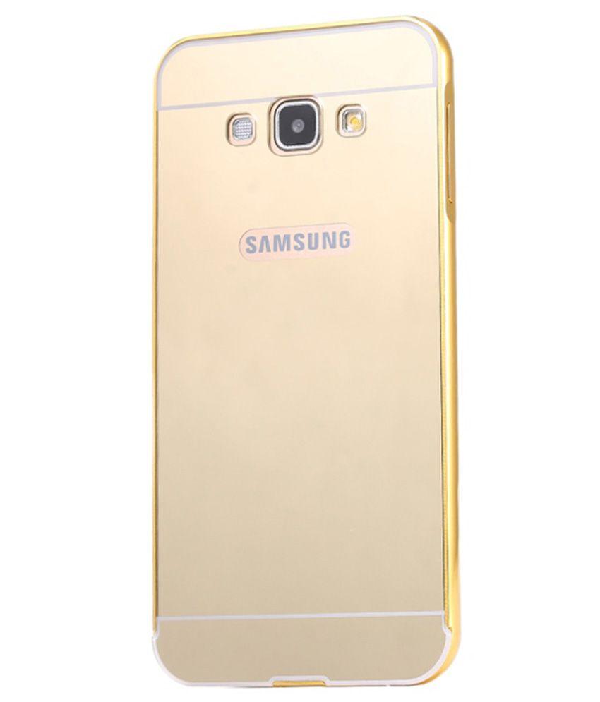 Samsung Galaxy A5 Cover by JKR - Golden