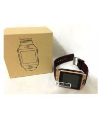 Wonder World iCloudC-2000 Brown Digital Smart Watch