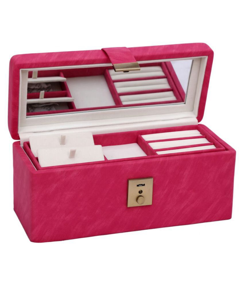 Cherrylite Pink Jewellery Box