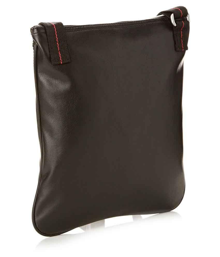d5cb23e7949 Puma Black Polyester Casual Messenger Bag - Buy Puma Black Polyester ...