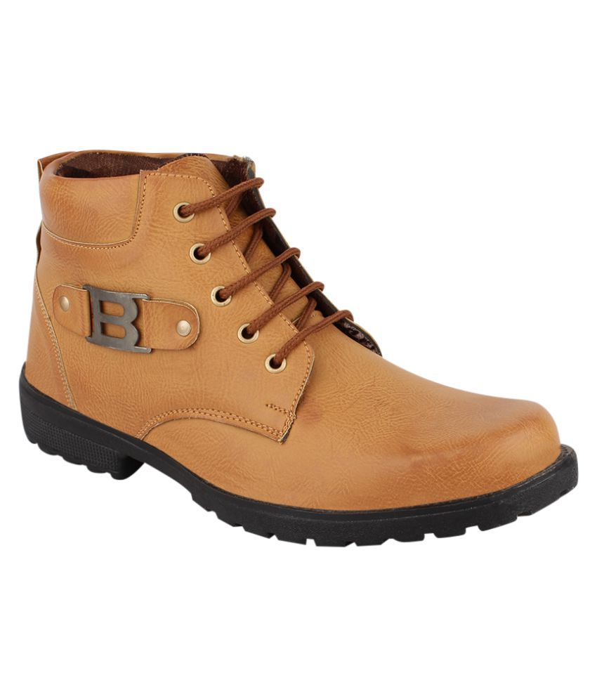 Fashion Victory Brown Party Boot