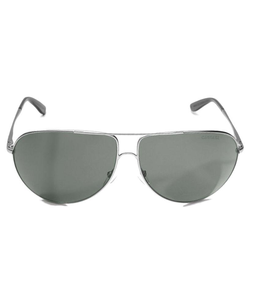Carrera Gray Aviator Sunglasses ( NEW GIPSY 011P9 )
