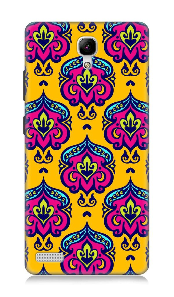 Xiaomi Redmi Note Printed Cover By 7C