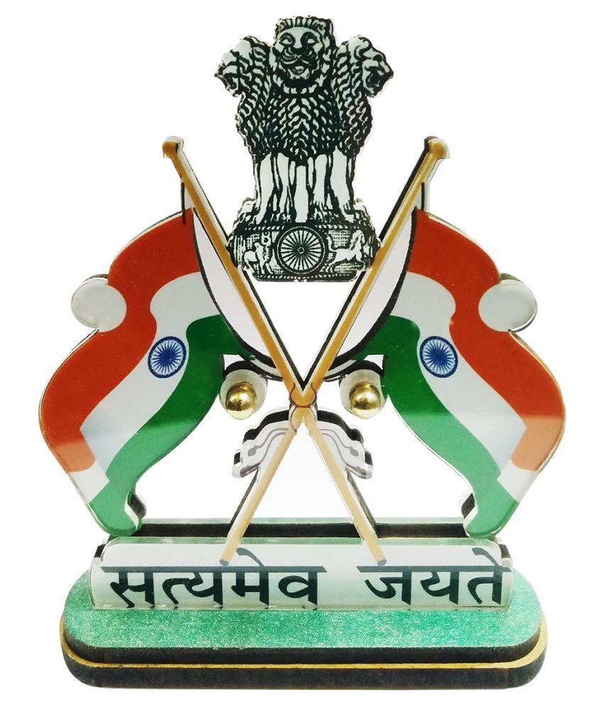 Indian Flag Symbol