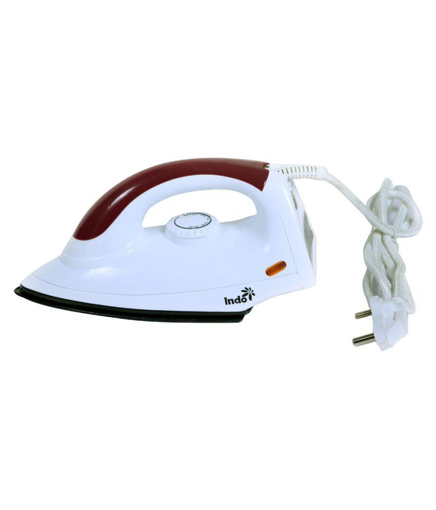 Indo SPIDER Dry Iron White