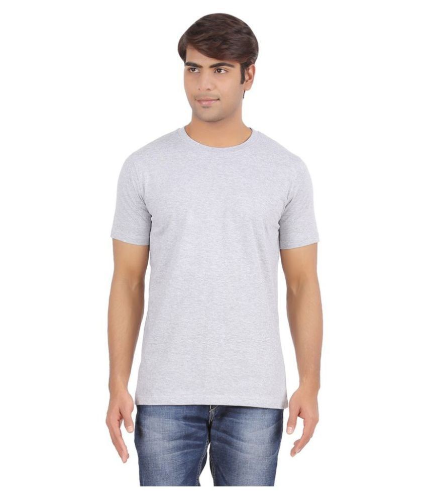 SK Bags Grey Gym T Shirt