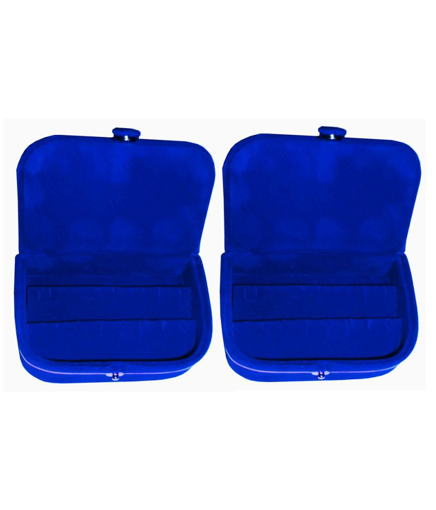 Abhinidi Blue Earrings Boxes - Pack of 2
