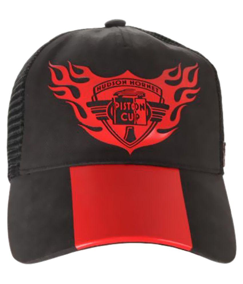 Reebok Black Cotton Baseball Cap