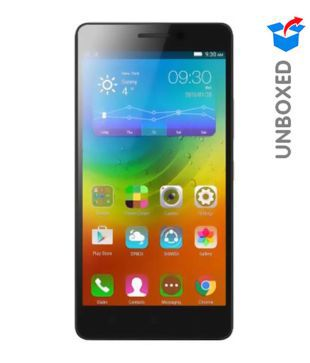 REFURBISHED Lenovo K3 Note 16 gb Black available at SnapDeal for Rs.8499