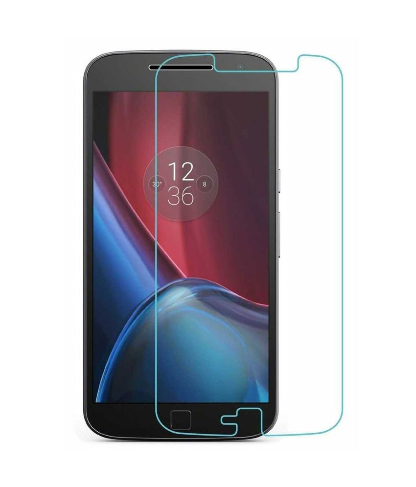 Lenovo A2010 Tempered Glass Screen Guard By Deparq