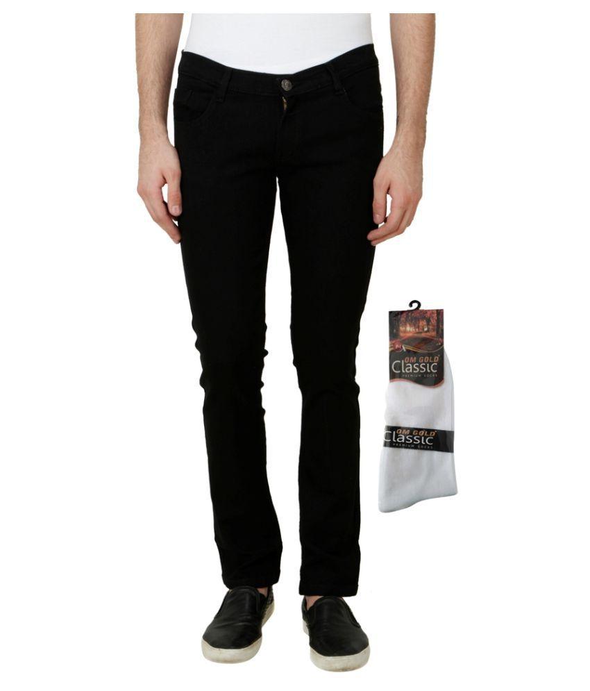 Haltung Black Slim Solid