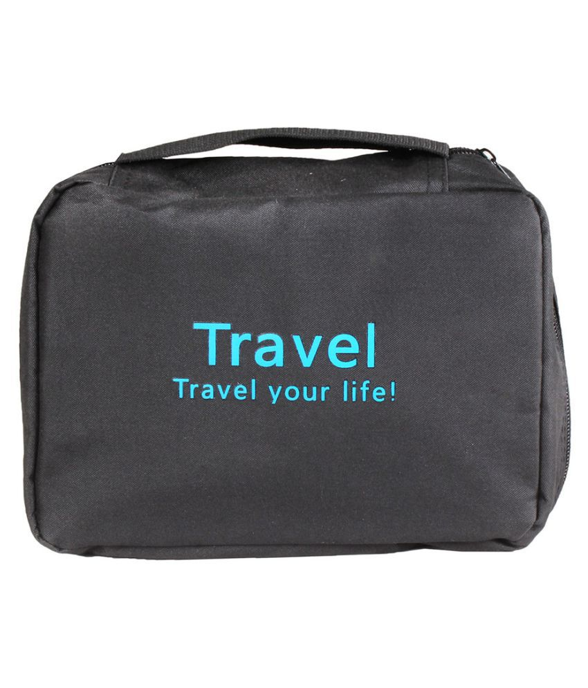 PrettyKrafts Black Travel kits - 1 Pc