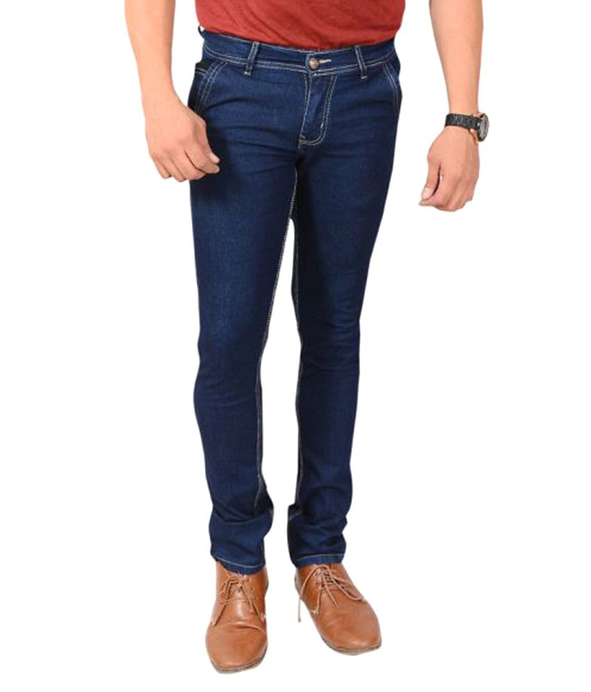 Montare Club Blue Slim Washed
