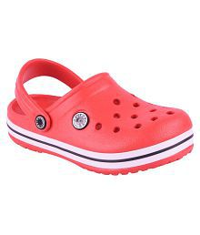 Flipside Red Clogs