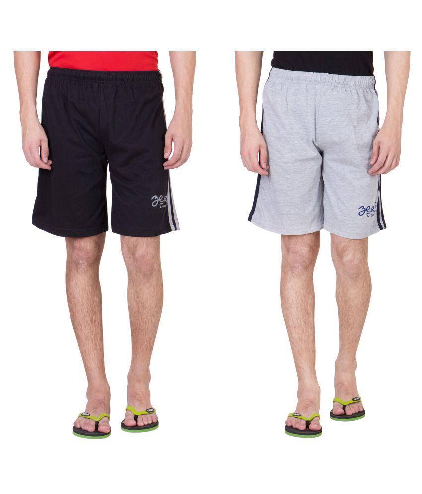 Zeki Multi Shorts Pack of 2