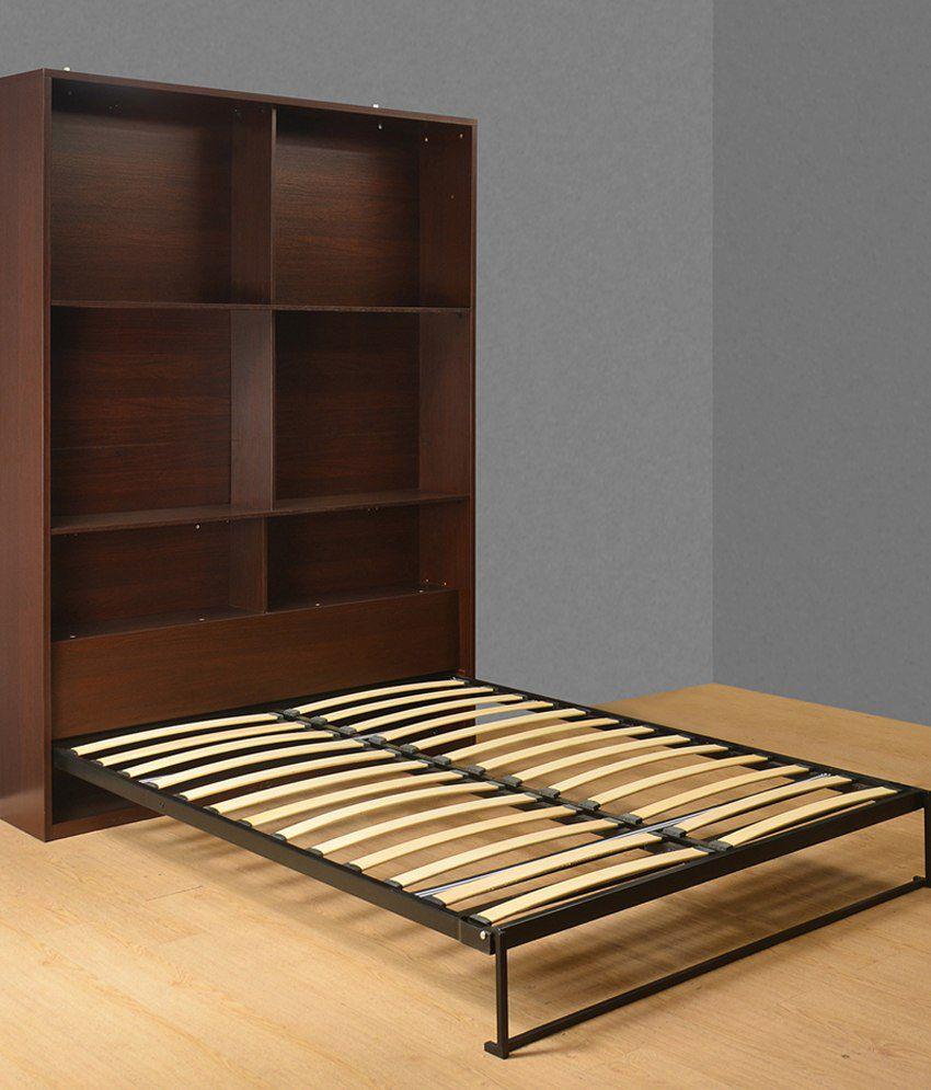 Nilkamal Bedroom Furniture Home By Nilkamal William Queen Size Bed Buy Home By Nilkamal