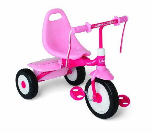 Imported Radio Flyer Girls Fold 2 Go Trike Pink Controller For Console ( Wireless )