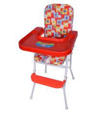 Ehomekart Red High Chair