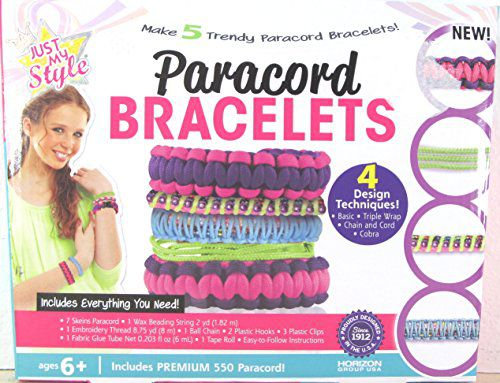 Just My Style Paracord Bracelet Making Kit - Buy Just My