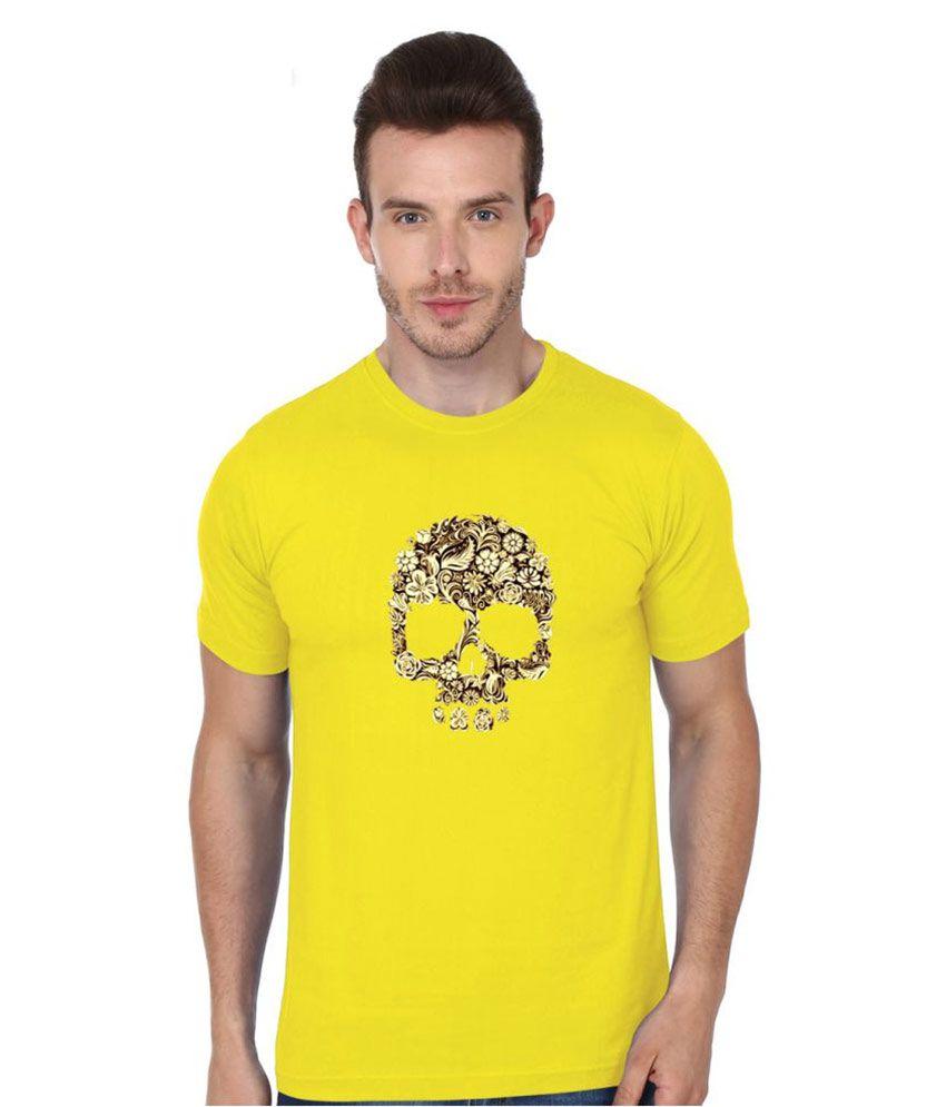 S.Ent. Yellow Round T-Shirt