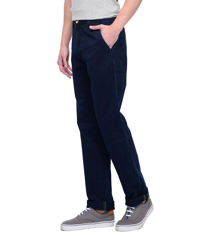 Fbm Black Slim Fit Jeans