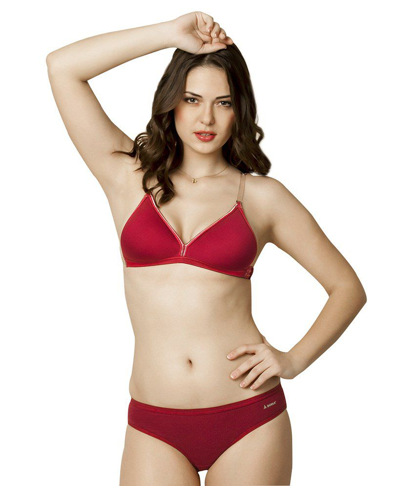 5f4bfb882b5 Buy Sona Women S Backless Light Padded Bra With Transparent Back Strap  Online at Best Prices in India - Snapdeal