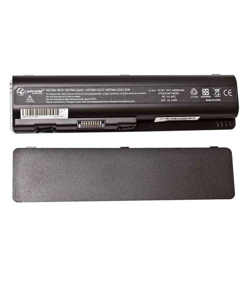 Lapcare Laptop Battery For HP Pavilion Dv4-1015Tx With Actone Mobile Charging Data Cable